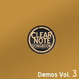 Clearnote Songbook - Demos Vol. 3